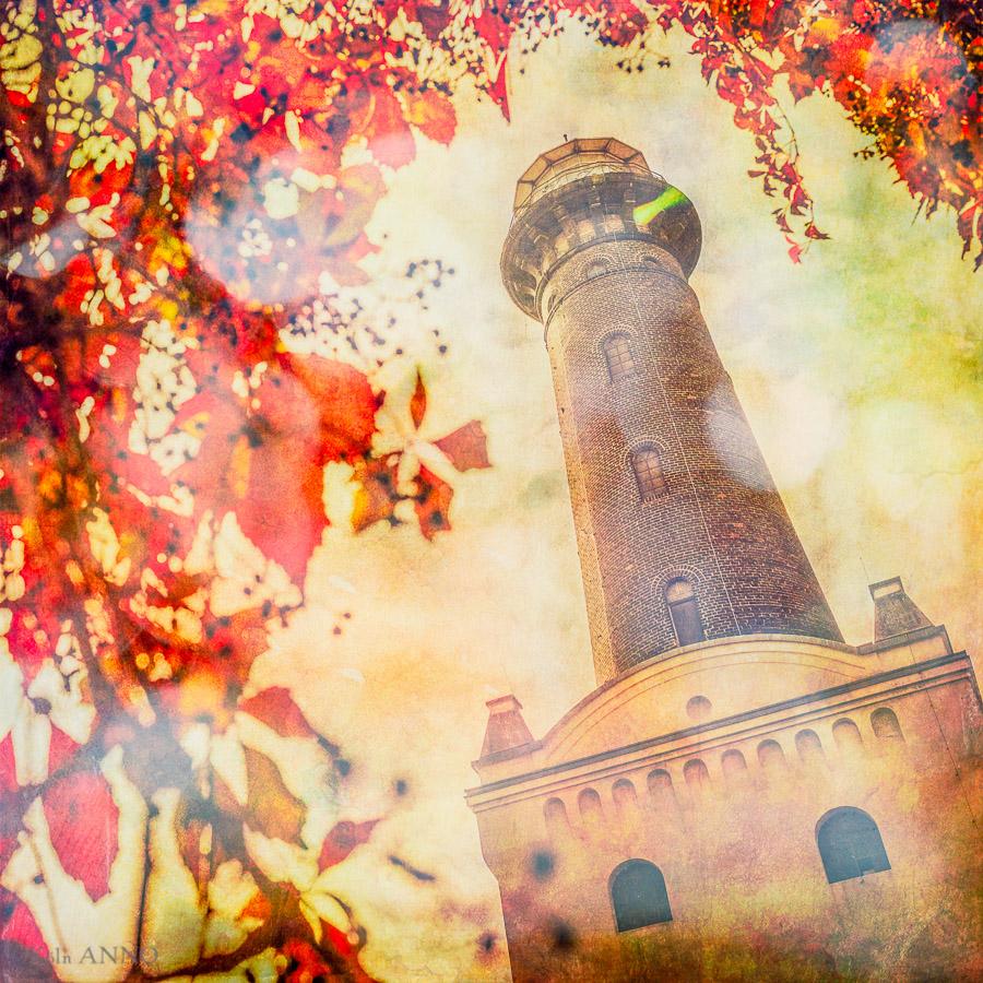 Leuchtturm der Helioswerke