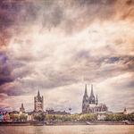 Köln ANNO Malerische Ansichten von Köln